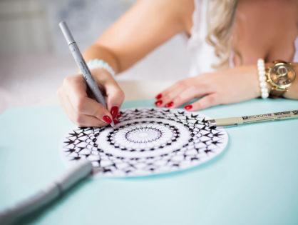 Kurz: Malování osobní mandaly